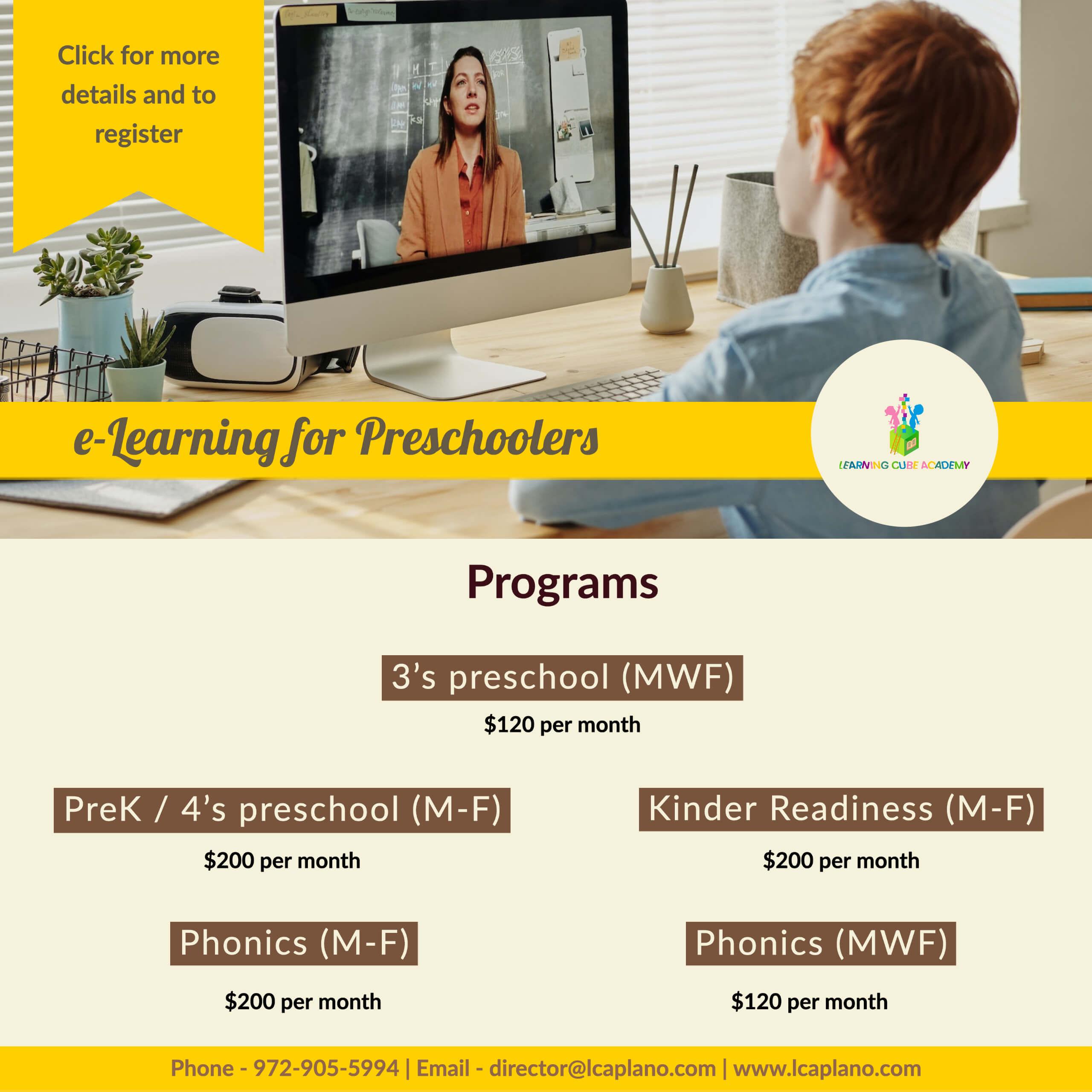 Summer Learning for Preschoolers